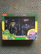 Teenage Mutant Ninja Turtles Rare NECA Action Figures Donatello Krang 2019