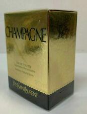 YSL Yves Saint Laurent Champagne Eau de Toilette 20ml Sellado Descatalogado Raro