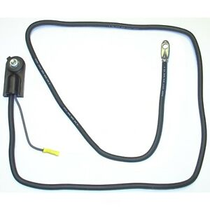 Battery Cable Positive Standard Motor Products A65-4D