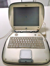 Apple Mac Laptop Graphite clamshell iBook G3 366MHz 576MB/80GB/WiFi/OSX 10.4.11