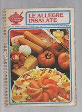 le allegre insalate - curcio la buona cucina - 1976