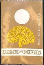 Science and Religion, Ranganathananda, Swami, Good Condition Book, ISBN 07025006