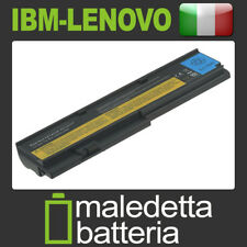 Batteria 10.8-11.1V 5200mAh per Ibm-lenovo ThinkPad  X201