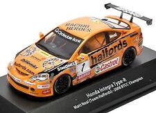 HONDA Integra Tipo R BTCC Champion 2006 #1 mate NEAL 1:43