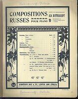Rachmaninoff ~ Prelude pour Piano