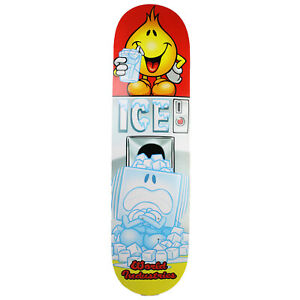 """World Industries Skateboard Deck Ice Cube Willy 8.25"""""""