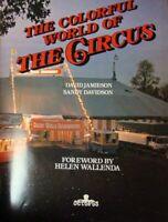 THE COLORFUL WORLD OF THE CIRCUS - DAVID JAMIESON & SANDY DAVIDSON