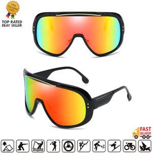 Oversized Sunglasses Retro DIVA Women Driving Outdoor Shade Glasses UV400