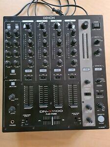 Denon DN-X1100 Mischpult