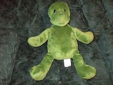 """Build a Bear 17"""" Turtle with zippered back pack shell"""