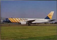 (wgk) Airplane Postcard: Air Columbus, Boeing 757-236