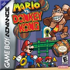 Mario vs. Donkey Kong - Game Boy Advance GBA Game