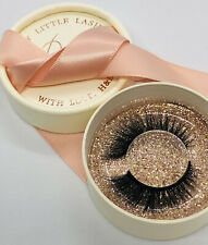 Pretty Little Lashes London Boxed False Fluffy Cat Eye Eyelashes in Opal Gift