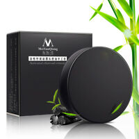Meiyanqiong Bamboo Charcoal Handmade Soap Whitening Blackhead Remover Acne T W2E