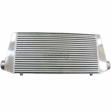 "Universal 36x13.5x4 3"" Inlet&Outlet Turbo Intercooler For Supra 7MGTE MK3"
