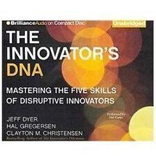 Dyer Jeffrey/ Gregersen Hal...-The Innovator`S Dna  CD NEW