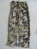NEW MEN'S DUCK DYNASTY CAMO FLEECE PAJAMAS SLEEP/LOUNGE PANTS MEDIUM LARGE XL