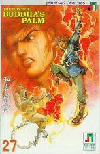 Force of Buddha's Palm # 27 (Martial Arts, Kung-Fu) (USA, 1990)
