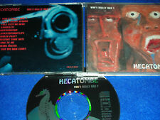 CD HECATOMBE who's really mad? 10 TITRES METAL 1994