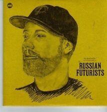 (DA393) The Russian Futurists, Me, Myself and Rye - 2006 DJ CD