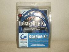 Goodridge Lightweight Kevlar Front Brake Line for 1999-2003 Suzuki GSXR750