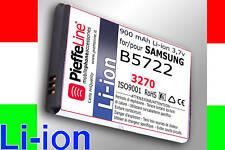 Batteria Li-ion 900mAh  per  SAMSUNG gt B5722