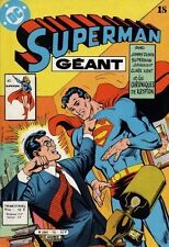 Comics Français  SAGEDITION  Superman Géant N°18