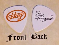 HAGGARD - MERLE HAGGARD band logo signature guitar pick -  (W)