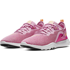 Size 7.5 - Nike Flex Trainer 9 Pink Rise 2019 womens shoes sneakers