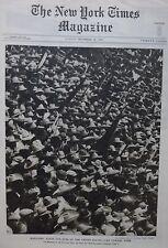 SCIENCE EQUALITY MEXICO CARDENAS - CZECHOSLOVAKIA BENES LAMB 12-1934 December 16