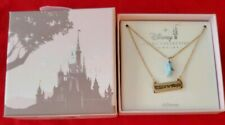 NeW Disney Parks Kingdoms + Castles Cinderella Believe in Magic Necklace