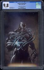 Venom The End #1 Virgin Crain Cover 9.8 CGC Fast Shipping Marvel Spider-man