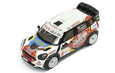 Mini John Cooper Works WRC - François Duval/André Leyh - Wallonie 2013 #3 - Ixo