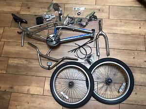 Almost Complete 90's Vintage Dyno Zone BMX Bike - gt haro redline oldschool