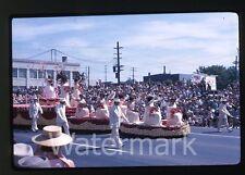 1963 Kodachrome Photo slide Rose Festival Parade Portland OR #1