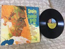 Sinatra and Swingin' Brass LP Vinyl 1961