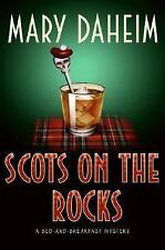 Scots on the Rocks: A Bed-and-Breakfast Mystery (Bed-And-Breakfast Mysteries)