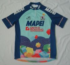 58320579c Mapei Sportful Romminger Classic rare vintage cycling jersey size XL