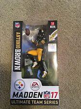 2017 McFarlane NFL Madden 17 Ultimate Team Series 3 Antonio Brown Figure In Hand