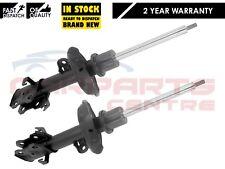 FOR HONDA CRV CR-V MK3 MK4 2007- FRONT AXLE LEFT RIGHT SHOCK ABSORBER SHOCKERS