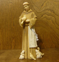 Foundations #4044083 ST. FRANCIS by Karen Hahn Enesco, NIB From Retail Store 9+""