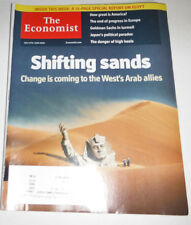 The Economist Magazine Shfiting Sands & End Progress In Europe July 2010 071814R