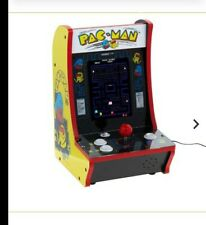 New ListingArcade1Up 2-In-1 Countercade Pac-Man And Galaga - Brand New In Box