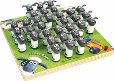 Small Foot Design 5721 Shaun The Sheep Solitaire Toy