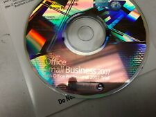 Microsoft Office 2007 Small Business with Business Contact Manager W/Key