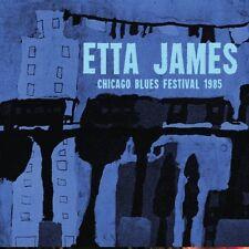 ETTA JAMES - CHICAGO BLUES FESTIVAL 1985   VINYL LP NEW!
