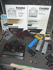Modello piano accessori FUTUBA PCM 1024 Controller & Micro ricevitori + Batterie