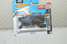 VOITURE HOT WHEELS BATMAN DARK NIGHT RISE THE BAT MOBILE CAR NEUF 2016 n° 2/5