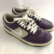 Womens Nike Purple Running Shoes With Glitter Size 8 1/2 US Sneakers