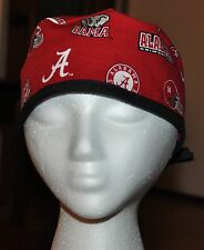 Men's University of Alabama Scrub Cap/Hat - One Size Fits Most